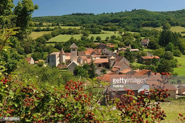 Blanot, Burgundy