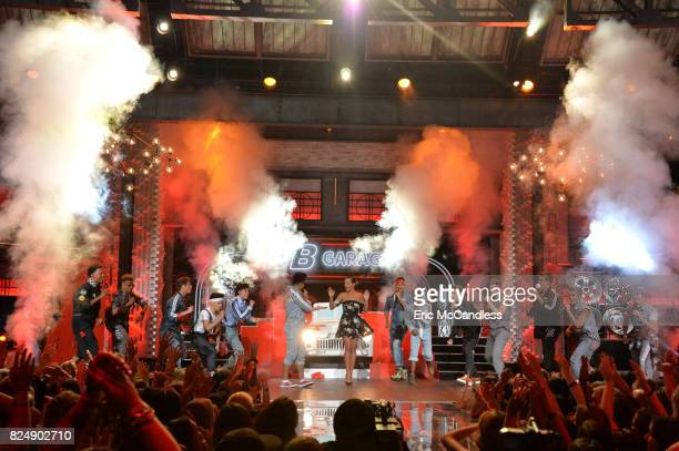 BOY BAND Blast From the Past In this weeks live episode the remaining 14 contestants open the show with the 1983 Billy Joel hit Uptown Girl Then...