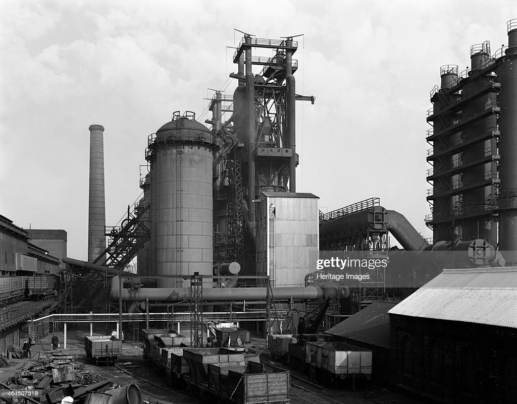 Blast Furnace Construction : Best of entertainment getty images