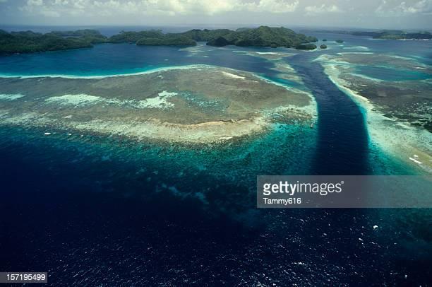 Blasted Reef Passage, Palau