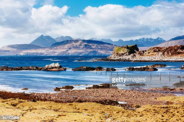 Blaven and the Cuillins of Skye, Scotland
