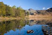 Blea Tarn, Lake District, Cumbria, England