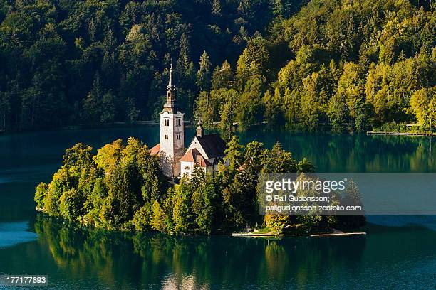 Bled Island - Lake Bled, Slovenia