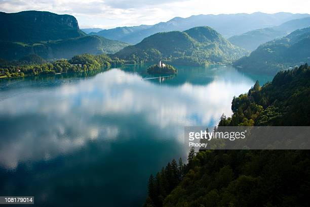 Bled See in Slowenien
