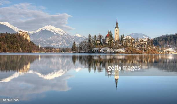 Bled Lake, Slowenien
