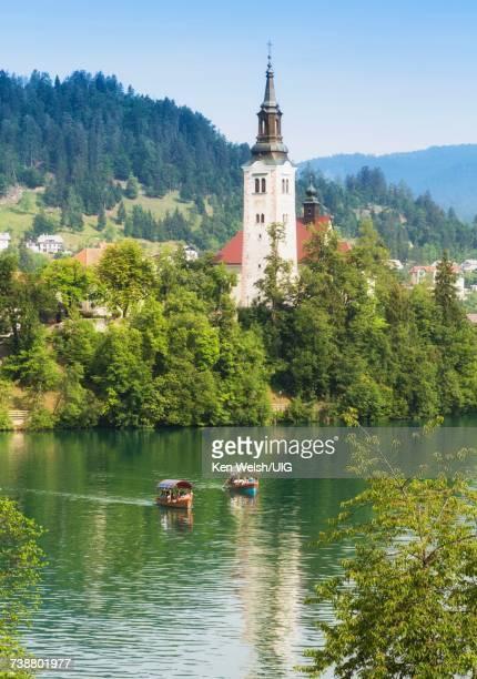 'Bled, Slovenia. '