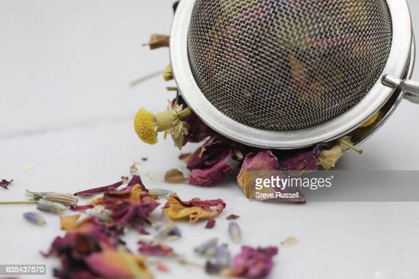 TORONTO ON FEBRUARY 7 A blend of sleepy time tea Ingredients for blending your own tea include lavender rose leaves orange camomile star anise and...