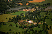 Blenheim Palace, one of Europe's largest palaces, was built by Sir John Vanbrugh and Nicholas Hawksmoor between 1704 and 1722, it is now a UNESCO World Heritage List site, Oxfordshire