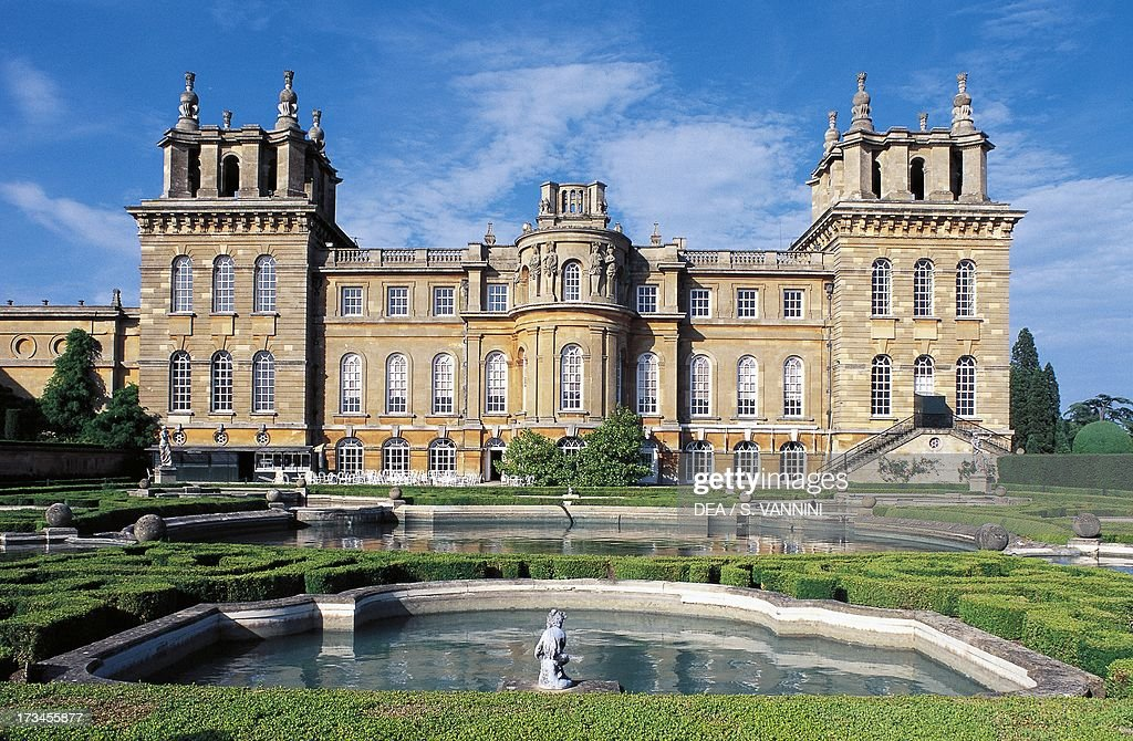 Woodstock United Kingdom  City new picture : Blenheim Palace , Woodstock, England, United Kingdom. Pictures | Getty ...