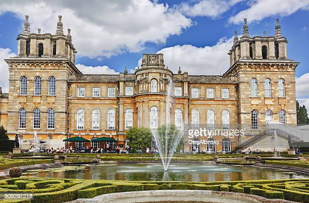 Blenheim Palace, Woodstock, Oxfordshire, England, United Kingdom.