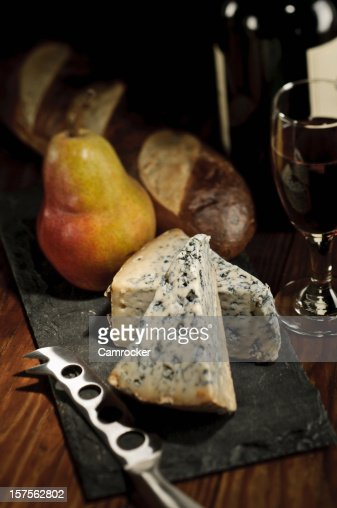 Bleu Cheese and Port Wine