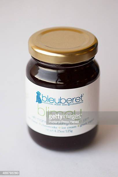Blimey wild Maine blueberry and lime jam by blueberet shot for homegrown on Wednesday November 19 2014