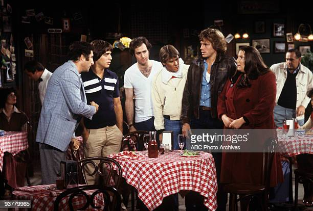 TAXI 'Blind Date' Season One 9/26/78 Judd Hirsch Tony Danza Andy Kaufman Randall Carver Jeff Conaway Suzanne Kent on the ABC Television Network...