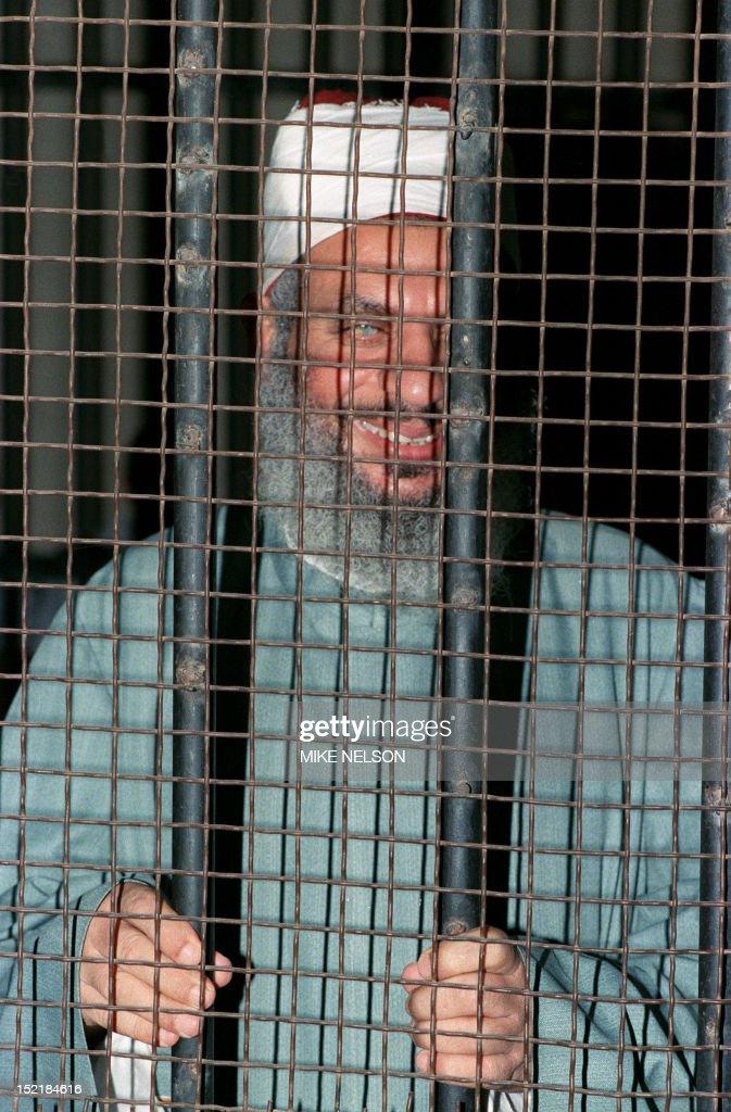 Sheik Omar Abdel Rahman Has Died In Prison Aged 79