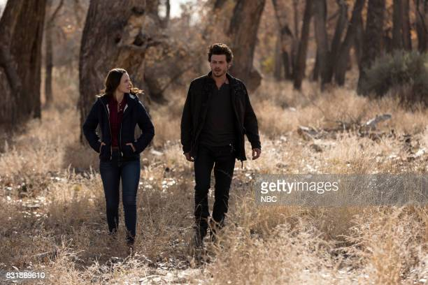 MIDNIGHT TEXAS 'Blinded By The Light' Episode 106 Pictured Sarah Ramos as Creek Francois Arnaud as Manfred