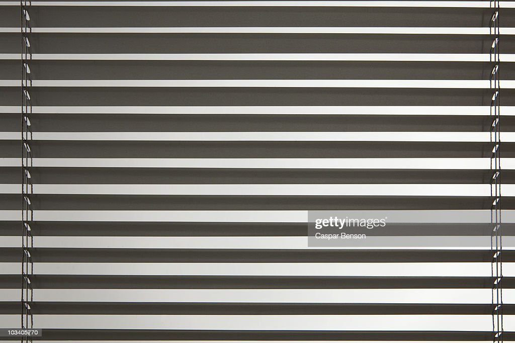 Blinds, full frame