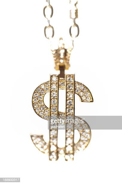 bling dollar | money concept