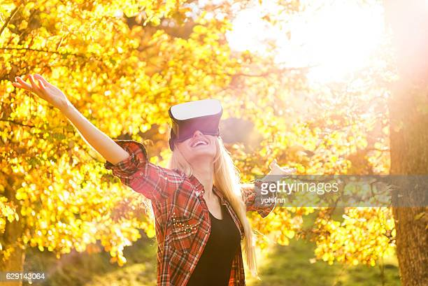 Bliss in virtual reality !