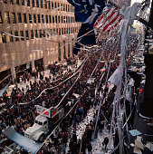 NY: 16th October, 1969 - The 'Amazin' Mets' Win The World Series