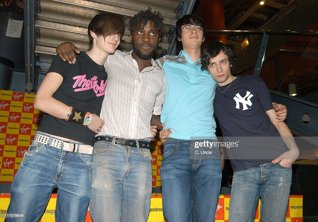 Bloc Party Performs In Aid of Tsunami Victims - February 14, 2005