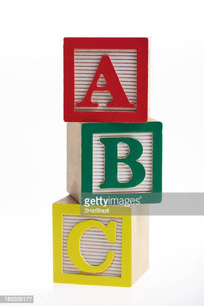 ABC Blocks XXXL