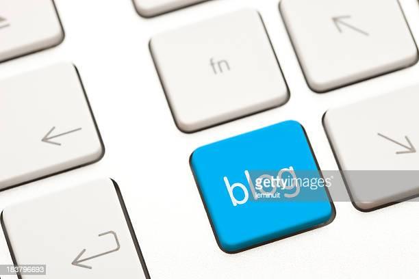 Blog computer key