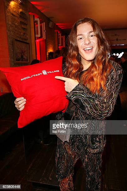 Blogger and Influencer Riccardo Simonetti attends the New Faces Award Style on November 16 2016 in Berlin Germany