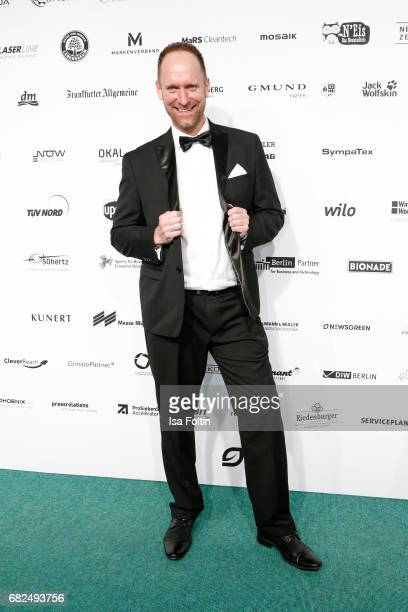 Blogger Daniel Termann attends the GreenTec Awards at ewerk on May 12 2017 in Berlin Germany