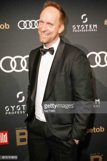 Blogger Daniel Termann attends the Place To Be Party after the Lola German Film Award on April 28 2017 in Berlin Germany