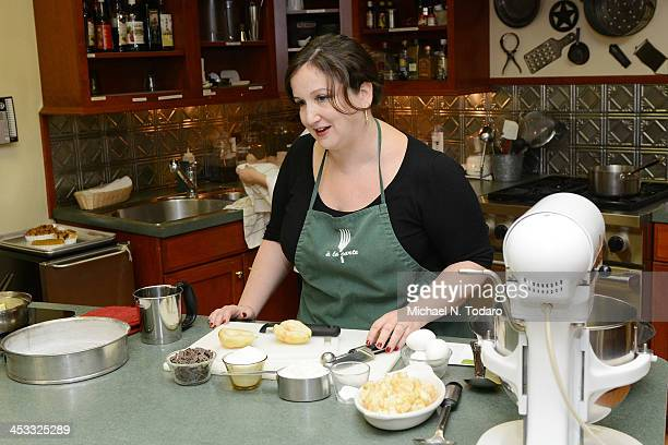 Deb Perelman Kitchen humana healthy holiday cooking challenge stock photos and pictures