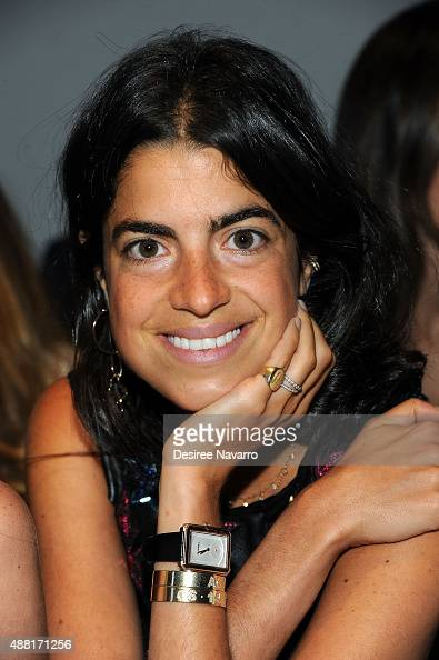 Blogger Leandra Medine attends Derek Lam Spring 2016 New York Fashion Week The Shows at The Gallery Skylight at Clarkson Sq on September 13 2015 in...