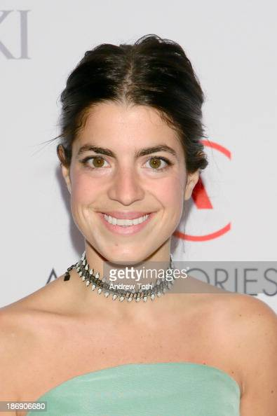 Blogger Leandra Medine attends the 17th annual ACE Awards at Cipriani 42nd Street on November 4 2013 in New York City
