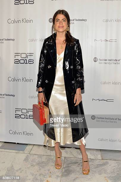 Blogger Leandra Medine attends the 2016 Future of Fashion Runway Show at The Fashion Institute of Technology on May 5 2016 in New York City