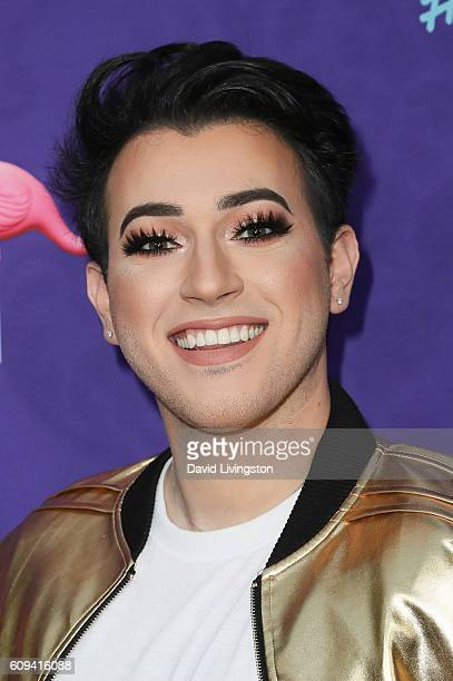 Blogger Manny Gutierrez arrives at the Premiere of Lionsgate's 'Dirty 30' at the ArcLight Hollywood on September 20 2016 in Hollywood California