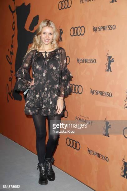 Blogger Scarlett Gartmann attends the Audi Berlinale Brunch during the 67th Berlinale International Film Festival on February 12 2017 in Berlin...