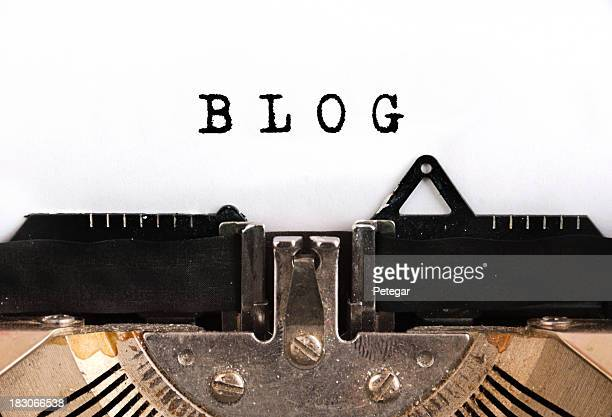 BlogTypewriter