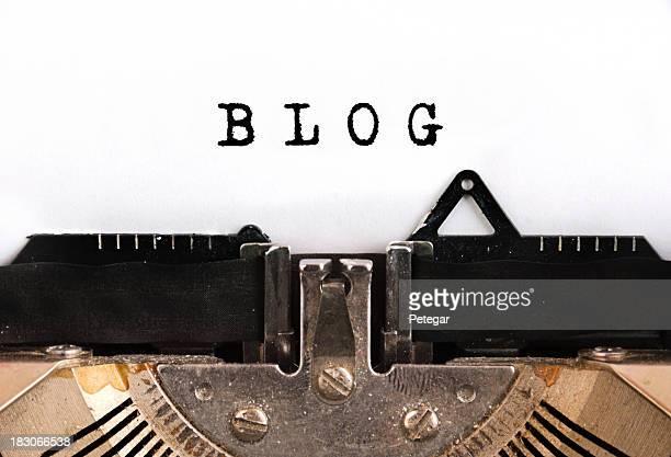 BlogTypewriter