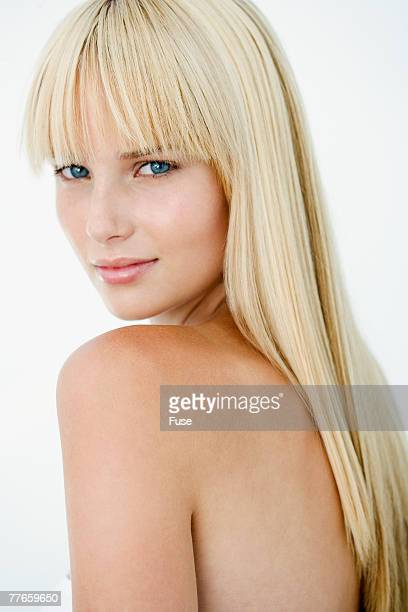 Blond Young Woman