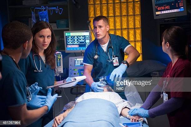 SHIFT 'Blood Brothers' Episode 106 Pictured Jill flint as Jordan Alexander Brendan Fehr as Drew