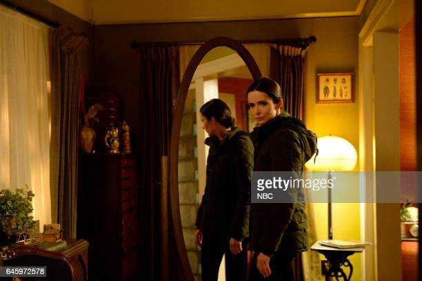 GRIMM 'Blood Magic' Episode 610 Pictured Bitsie Tulloch as Eve