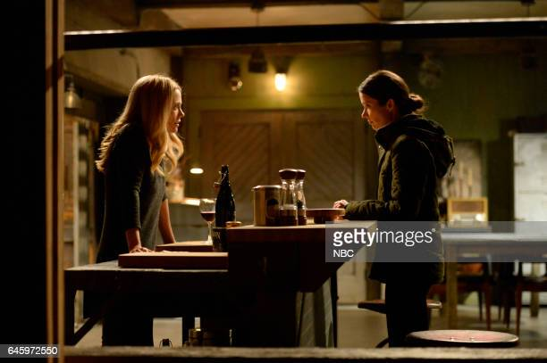 GRIMM 'Blood Magic' Episode 610 Pictured Claire Coffee as Adalind Schade Bitsie Tulloch as Eve