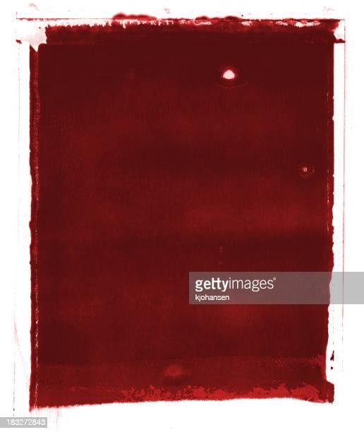 Fond Grunge rouge sang
