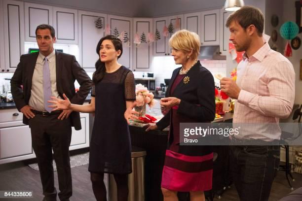 OUT 'Bloodbath' Episode 310 Pictured Andy Buckley as Andy Weber KK Glick as Vanessa Joanna Cassidy as Candace Von Weber Sean Kleier as Lex Von Weber