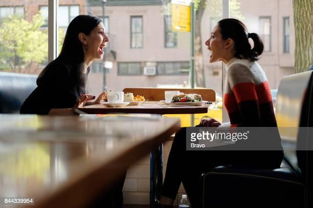 OUT 'Bloodbath' Episode 310 Pictured Jill Kargman as Jill Weber KK Glick as Vanessa