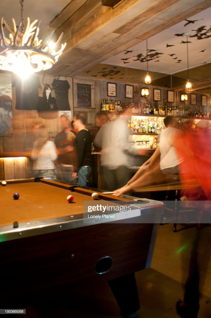 Bloodhound bar. : Stock Photo