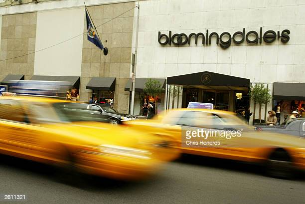 Bloomingdale's is seen October 17 2003 in New York City