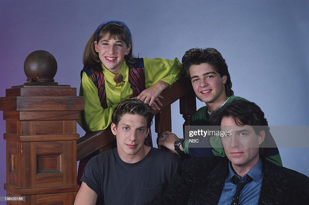 Mayim Bialik as Blossom Russo Joseph Lawrence as Joey Russo Ted Wass as Nick Russo Michael Stoyanov as Anthony Russo