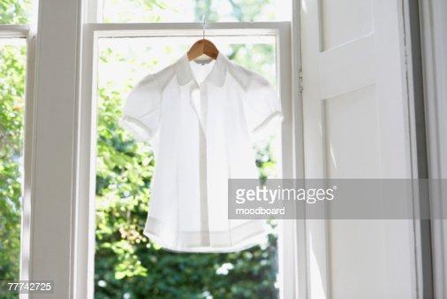 Blouse on Hanger
