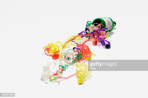 Blown up Party Popper