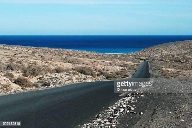 Blu Road in Fuerteventura